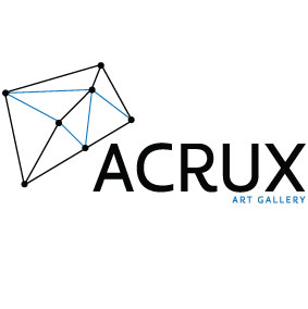 Acrus Art Gallery Logo design Newcastle