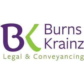 Burns Krainz Legal And Conveyancing Logo design