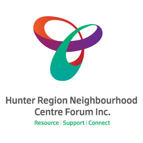 Hunter Region Neighbourhood Centre Logo Design