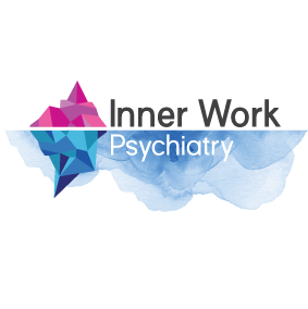 Inner Work Psychiatry Logo Design