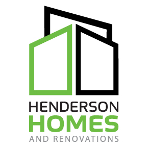 Logo Design Newcastle Henderson Homes
