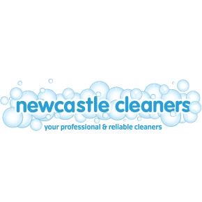 newcastle cleaners logo design newcastle