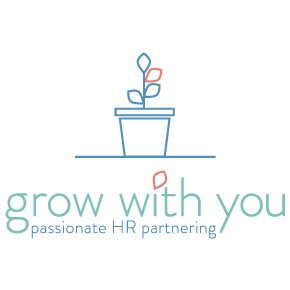Grow with you logo logo design Australia