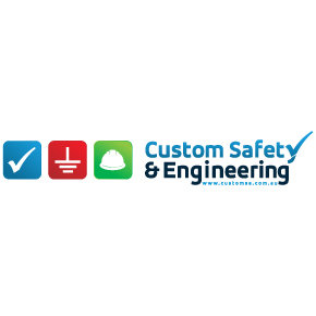 Logo design newcastle custom safety & engineering