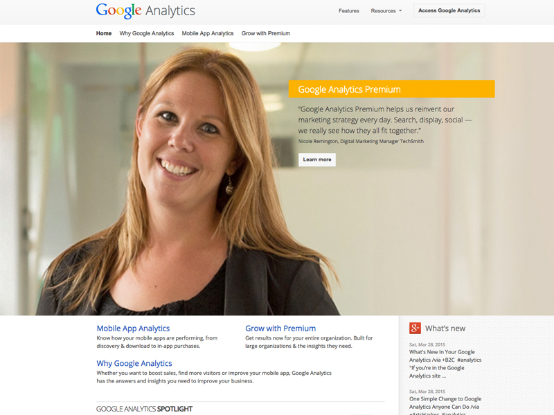 online tools for business google-analytics