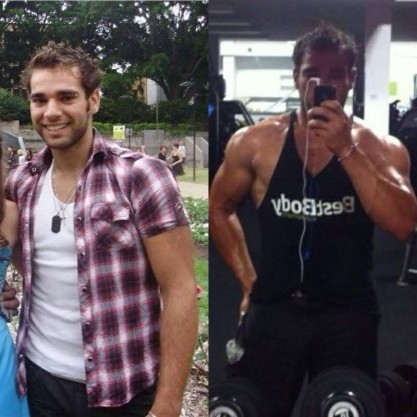 success story from best body Supplements