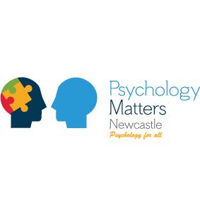 Psychology Matters Logo Design Newcastle