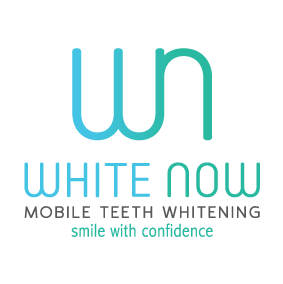 White Now Logo Design Australia