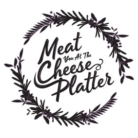 Meat Your At The Cheese Platter Logo Design